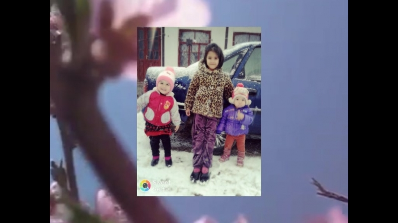 Фархадова Нигина Фахриддинқызын 4-жасқа толуымен құттықтаймыз!