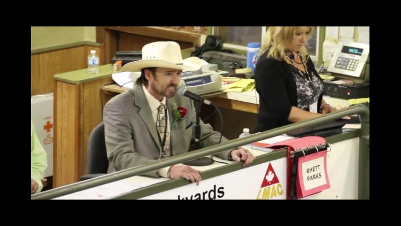 KAMP Livestock Cattlerap Sessions 2014 Rhett Parks