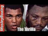 Muhammad ALI vs Joe FRAZIER THRILLA In MANILA Zack Hemsey