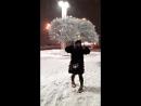 Люблю зиму, люблю танцы. Денис когда снимал это видео называл меня выбражулей.Наверное так и должно быть, девочки они же такие