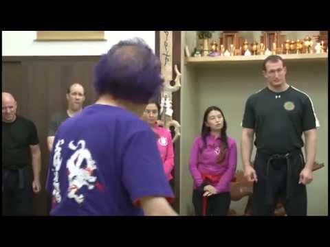 Bujinkan Hombu dojo Japan Keiko 2016 Soke Masaaki Hatsumi part 1