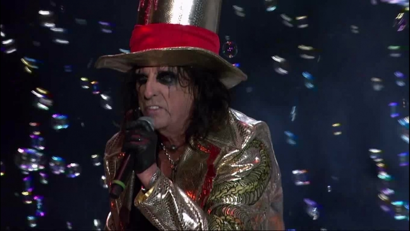 Alice Cooper Dead Rise School's Out Another Brick in the Wall