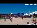 SKY BALL SERVES. Crazy Volleyball Serves (HD) 2
