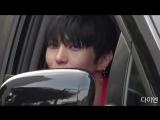 [Fancam] 180813 VIXX Leo after Arirang TV Simply K-pop