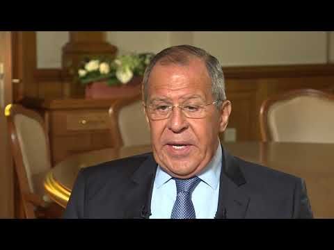 Интервью С.Лаврова Л.Кингу на РТ S.Lavrov's interview with Larry King