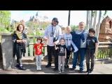 """Филипп Киркоров с детьми и близкими в """"DISNEYLAND"""" и """"UNIVERSAL STUDIO"""" 2018"""