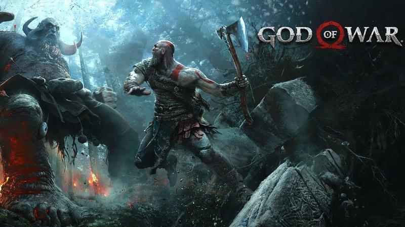 God of War (Yettich) часть 8 - Кости Гюдльвейг, Голова Тамура, Магни и Моди (Сыновья Тора)