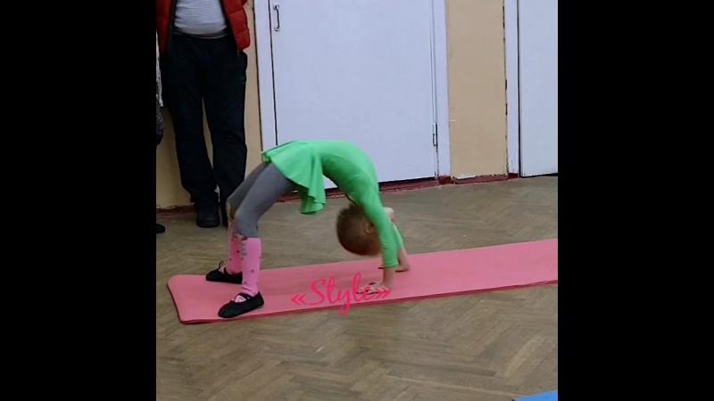Студия «Style»,г.Новополоцк. Хореограф Александра Аксенова