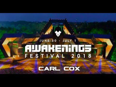 Awakenings Festival 2018 Saturday Liveset Carl Cox @ Area V