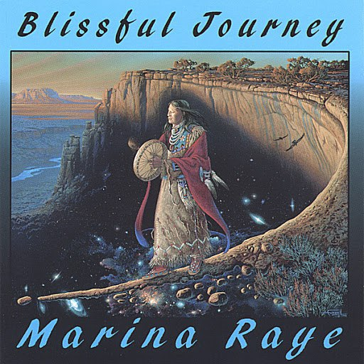 Marina Raye альбом Blissful Journey