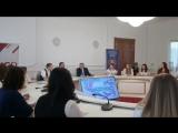 Установочное совещание дирекции и участниц конкурса