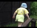 Homevideo_Сказ о том ,как папа меня выгуливал.( Клубника и камера)