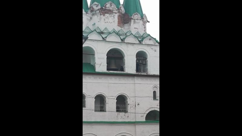 Александро Свирский монастырь.