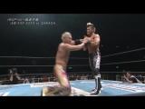 The New Beginning in Osaka 2018_ Kazuchika Okada (c) vs SANADA 720p