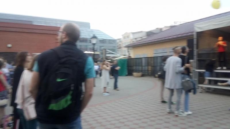 Оксана Палий и Streetband