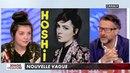 Avec Andranic Manet Jenna Thiam et Hoshi L'info du Vrai du 17 04 CANAL