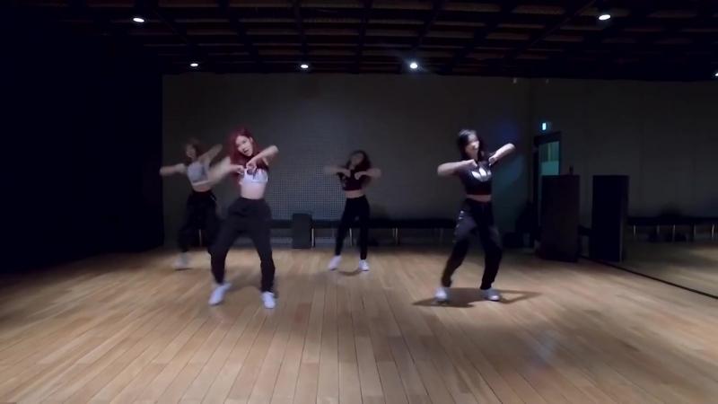Blackpink's DDU DU DDU DU dance practice BUT it's NCT Chain