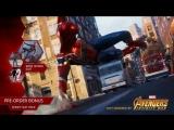 Человек-Паук на PS4 - Железный Костюм