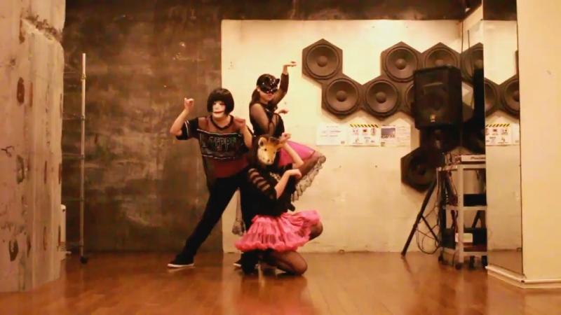 【たまゆら 可燃ゴミ じゃきお】 PiNK CAT 踊ってみた sm32590868
