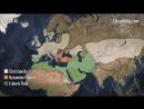 История распространения христианства за 2000 лет