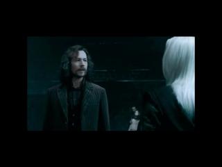 Lucius Malfoy vs Sirius Black   Harry Potter vine