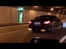 BMW M5 E60 V10 Supercharger 360km/h Autobahn Tunnel SOUND