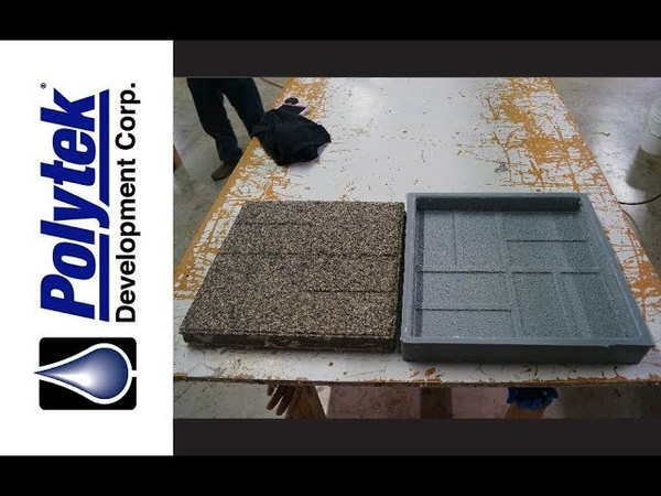 How to Make a Rubber Mold to Cast Concrete PaversStepping Stones