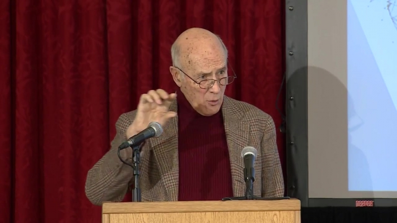 Can We Develop Norms To Control Cyber Conflict - Prof. Joseph Nye