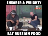 Russian food challenge is the best thing youll see all day ?
