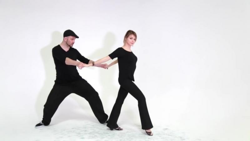 Евгений Литке и Евгения Нижнева. Элемент Харлей
