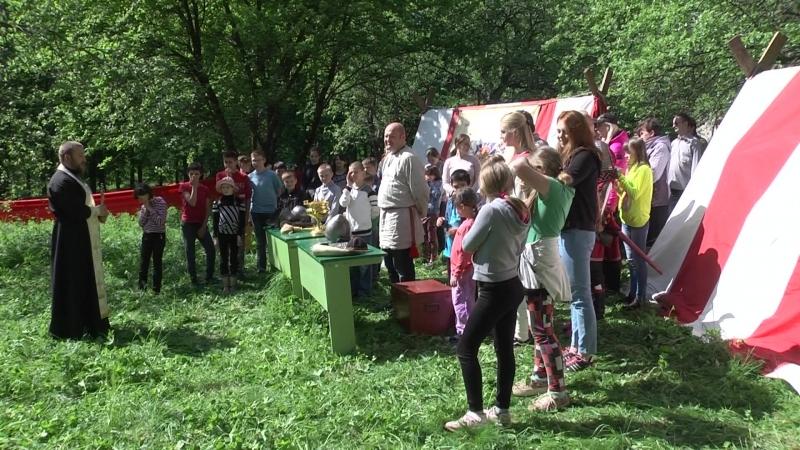 Ролевая игра Православный воин святого князя 20.05.2018