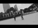 Девушка Танцует Новая Чеченскую Лезгинку в Баку 2018 Потому что я влюблен Официальный Клип Новинка.mp4