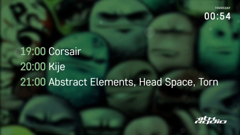 Corsair and Kije / Abstract Elements, Head Space and Torn - LIve @ Breakpoint / Гречафанк Шоу (21.06.2018)