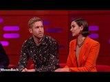 Dua Lipa and Calvin Harris interview
