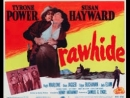 Rawhide (El Correo del Infierno) (1951) (Español)