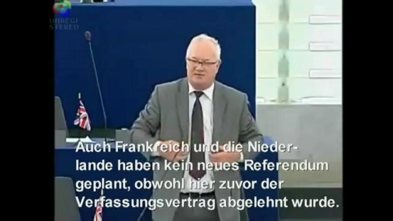 Schleichender EU Totalitarismus dt Synchro Teil 1