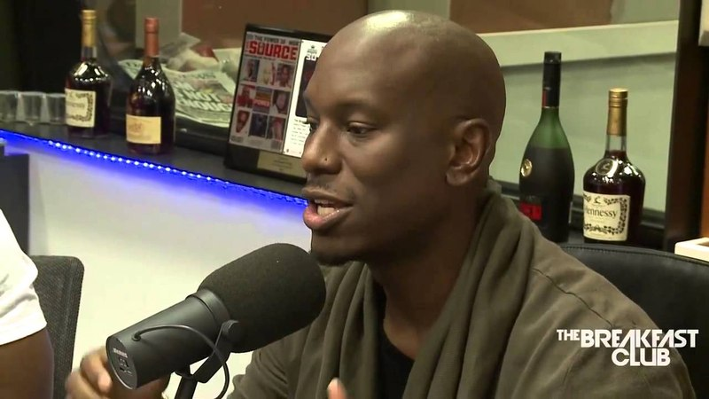 Tyrese Interview With The Breakfast Club Power 105.1 FM. 17.07.2015