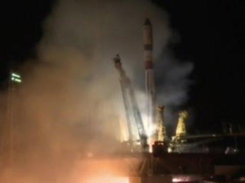 Космический грузовик Прогресс МС-09 пристыковался к МКС - Вести 24