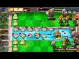 Тактики для прохождения last stand. Plants vs zombies#23