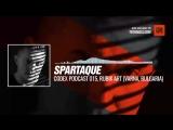 #Techno #music with @Spartaque - Codex Podcast 015, Rubik Art (Varna, Bulgaria) #Periscope