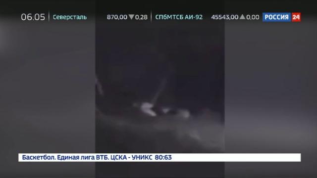 Новости на Россия 24 • В пригороде Ракки сирийские ополченцы обстреляли американскую военную базу