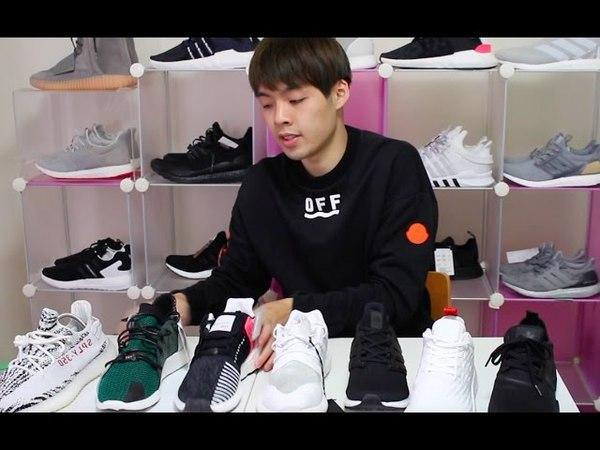 小馬介紹 adidas sneaker 球鞋 boost鞋款 比較 差異 腳感之區別