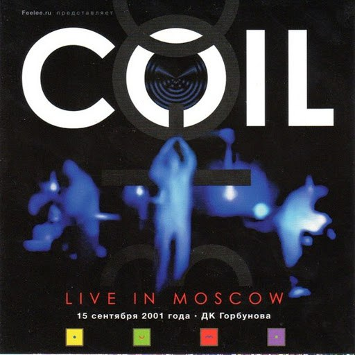 Coil альбом Live In Moscow
