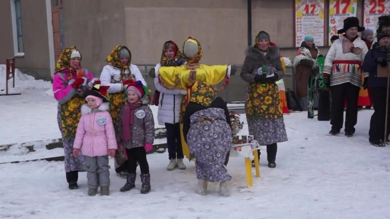 Команда Семейка детский сад №17 Колобок представляет