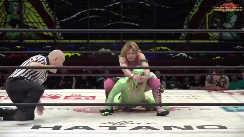 Shun Skywalker vs Yosuke Santa Maria Dragon Gate The Gate of Passion 2018 Day 16