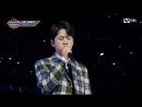 Kim Young Geun - Under Wall Road @ M! Countdown in Gwangju 171221