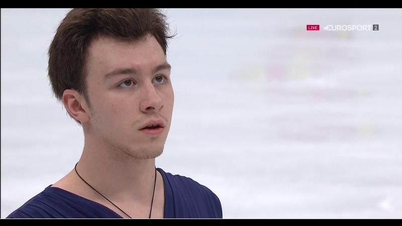 European Championships 2018. Men - FР. Dmitri ALIEV