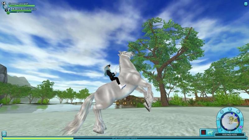 Star Stable: Шайр (вот это конь)