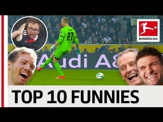 The Funniest Moments of 2017_18 - Robben, Bailey  Co