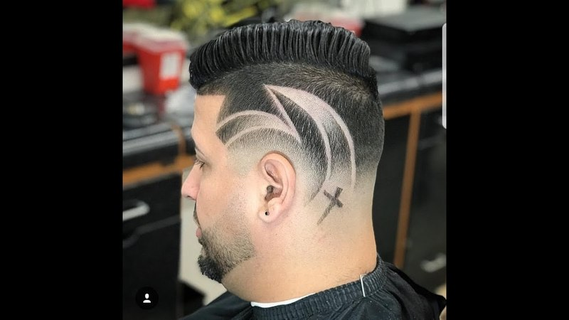 Best Barbers in The World U.S.A / New cuts and hairstyles for men 2018